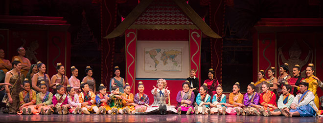 The King and I, 2013
