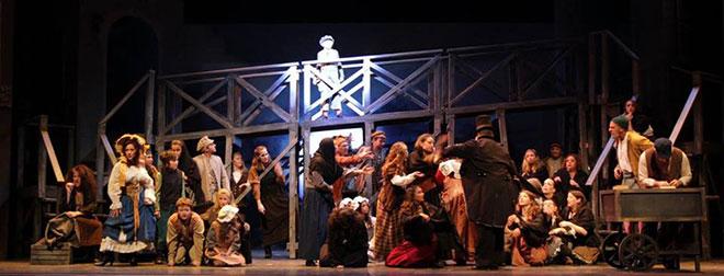 Les Misérables, 2014